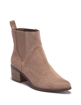 Cord Suede Chelsea Boot by Dolce Vita