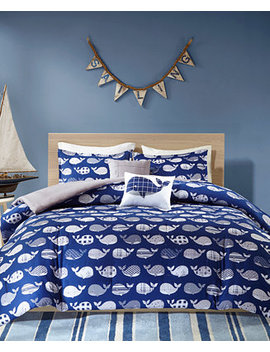 Moby 4 Pc. Twin/Twin Xl Comforter Set by Urban Habitat Kids