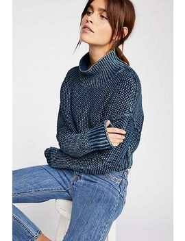 Seedling Mock Neck Sweater by Free People