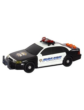Road Rippers Rush And Rescue Police Car by Road Rippers