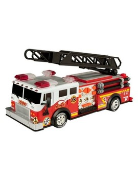 Road Rippers Rush Hook & Ladder Fire Truck  #34555 by Road Rippers