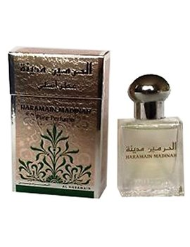 Al Haramain Madinah   Oriental Perfume Oil [15 Ml] by Al Haramain