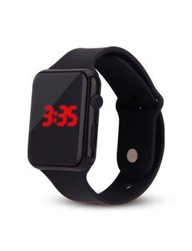 Reloj Deportivo Digital Led Unisex Malla De Silicona Relojes De Pulsera Moda De Hombre Niños by Ebay Seller