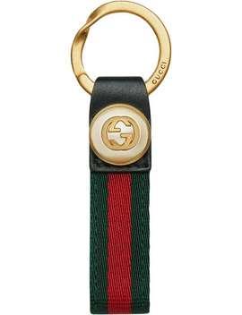 Gucci Nylon Web Key Ringhome Women Gucci Accessories Keyrings & Chains by Gucci