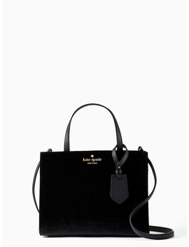 Thompson Street Velvet Sam by Kate Spade