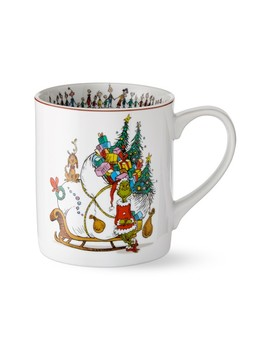 The Grinch Mug by Williams   Sonoma