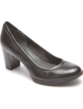 Chaya Round Toe Pump by Rockport