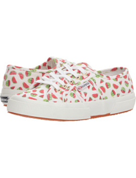2750 Linen Fruitw Sneaker by Superga