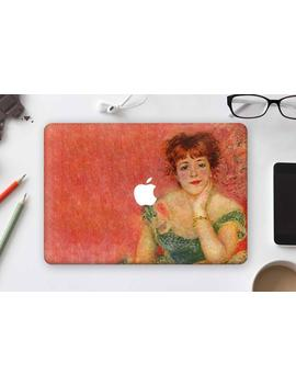 Renoir Painting Mac Book Air Laptop Case Mac Book 12 Hard Case Mac Book Pro 13 Inch Mac Book Cover Mac Book Pro 15 Case Jeanne Samary Cha4045 by Etsy