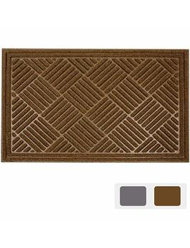 Entrance Door Mat, 24 X 36 Inch Large Non Slip Welcome Front Outdoor Rug, Doormat For Entry, Patio by Mibao