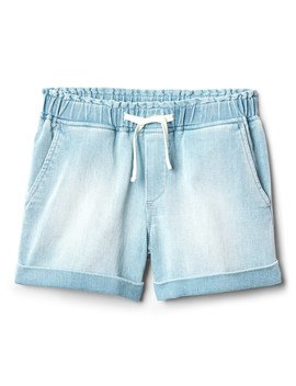 Denim Shorts With Fantastiflex by Gap
