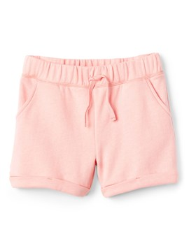 Roll Shorts In French Terry by Gap