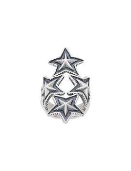 Cody Sanderson4 Star Ring Home Men Cody Sanderson Jewelry Rings by Cody Sanderson