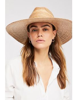 Palma Wide Fedora by Free People