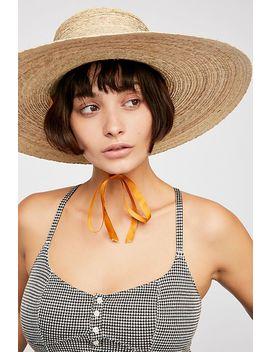 Jaya Straw Hat by Free People