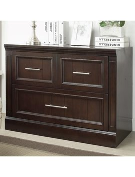 Astoria Grand Bissette Library 2 Drawer Lateral File by Astoria Grand
