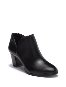 Marianne Leather Bootie by Jack Rogers
