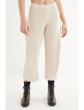 Uo Ant Chenille Cropped Jogger Pant by Urban Outfitters