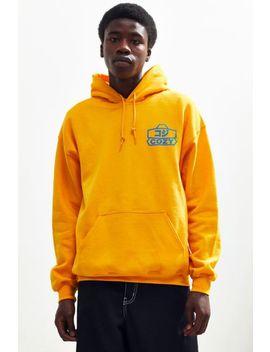 Team Cozy Ikon Hoodie Sweatshirt by Team Cozy