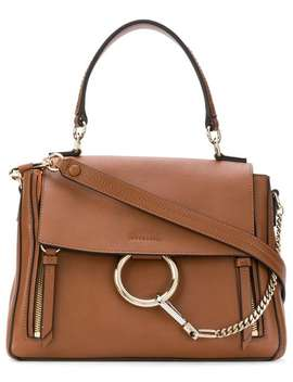 Chloémedium Faye Day Baghome Women Chloébags Tote Bags by Chloé