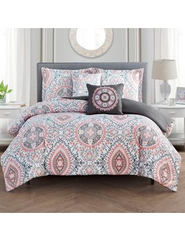 Juliana 5pc Comforter Set by Mytex Llc