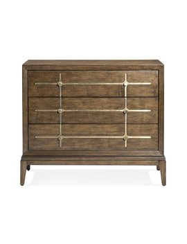 Bungalow Rose Soperton 3 Drawer Hall Chest by Bungalow Rose