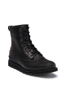 Madson 1964 Waterproof Leather Boot by Sorel