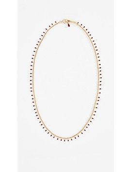 Collier Casablanca Necklace by Isabel Marant