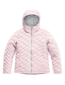 Thermo Ball Hooded Insulated Jacket   Girls' by The North Face
