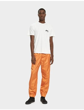 Micro Ripstop Pant In Orange by Stüssy
