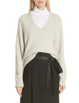 V Neck Cashmere Sweater by Vince