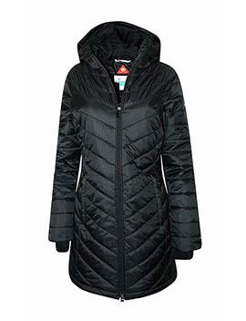 Columbia Women's Morning Light Ii Omni Heat Long Jacket Coat Puffer by Columbia