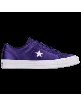 Converse One Star Satin by Foot Locker