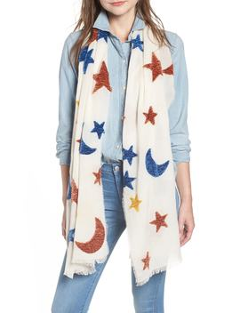 Starry Night Chenille Scarf by Madewell