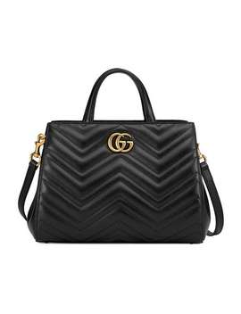 Gucci Gg Marmont Matelassé Top Handle Baghome Women Gucci Bags Tote Bags by Gucci