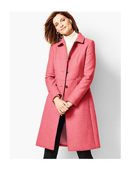 Melton Stadium Coat by Talbots