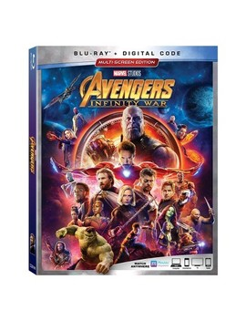 Marvel Avengers: Infinity War (Bd + Digital) by Target