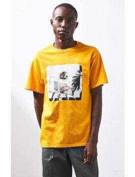 Pac Sun Creator Series Ball Gold T Shirt by Pacsun