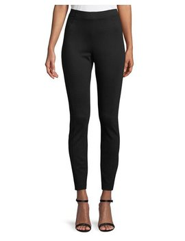 Trina High Waist Double Knit Pants by Elie Tahari