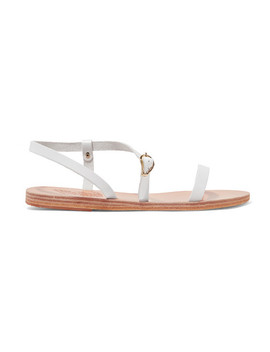 Niove Leather Sandals by Ancient Greek Sandals