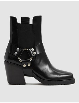 Crawford Boot With Harness by Creatures Of Comfort