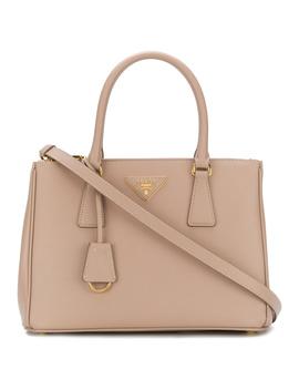 Prada Women's  Pink Leather Handbag by Prada