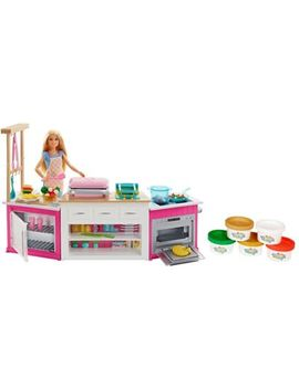 Barbie   'ultimate Kitchen' Doll Playset by Barbie