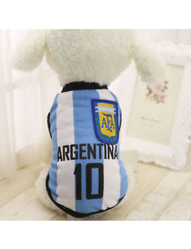 Big Size Dog Pet Cat Coat Vest Pet  Puppy T Shirts Tee Clothes Costume Apparel by Unbranded