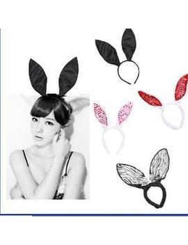 Bunny Rabbit Bendable Long Ears Headband Hen Night Halloween Party Novelty by Ebay Seller