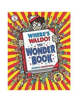 Where's Waldo? The Wonder Book (Reprint) (Paperback) (Martin Handford) by Target