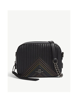 Quilted Cross Body Bag by Coach