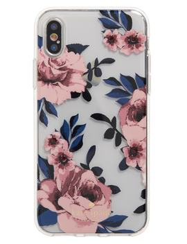 Crystal Prairie Rose I Phone X & Xs Case by Nordstrom