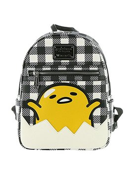 Loungefly The Lazy Egg Mini Backpack by Loungefly