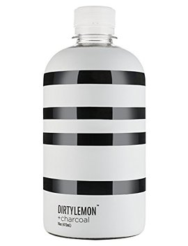 Dirty Lemon +Charcoal Daily Detox, 16 Oz Bottles, (Case Of 6) by Dirtylemon